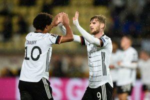 Сборная Германии первой вышла в финальную часть ЧМ-2022