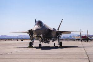 F-35 завершил летные испытания с термоядерной бомбой