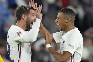 Франция одержала волевую победу над Бельгией и вышла в финал Лиги наций